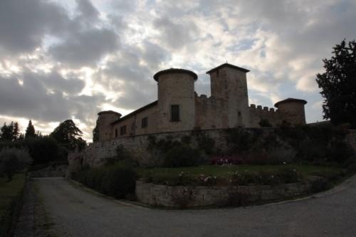 San Casciano in Val di Pesa - Castello di Gabbiano 3