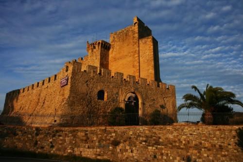 Roseto Capo Spulico - il castello sullo jonio