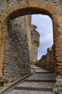 Fortificazioni a Frasso Sabino