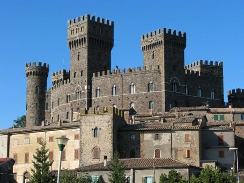 Acquapendente - Il  Castello di Torre Alfina