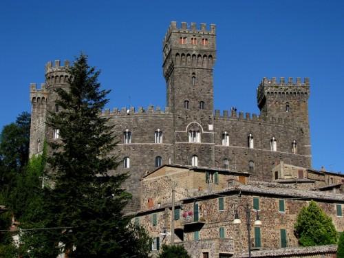 Acquapendente - Il Castello Monaldeschi
