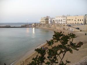 Come una spiaggia antica…