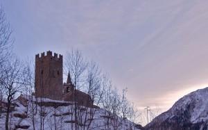 Castelllo di Champorcher
