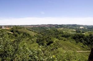 Paorama di Montà -  Cuneo