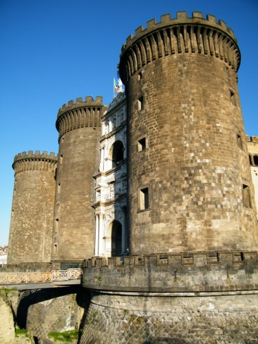 Napoli - Le tre torri