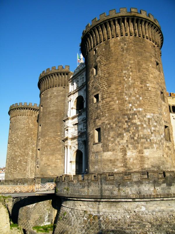 ''Le tre torri'' - Napoli