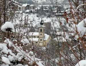 OULX - Sbirciando tra la neve