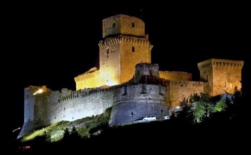 """Assisi - """"la Rocca del Cardinale"""""""
