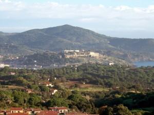 Vista da Capoliveri