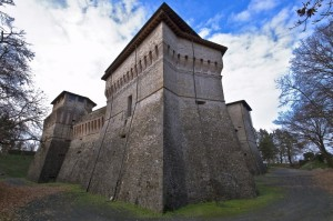 """""""un castello del casato dei Rossi"""""""