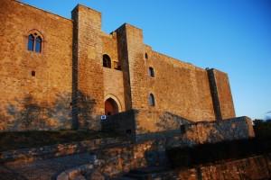 Il Castello Federiciano al tramonto
