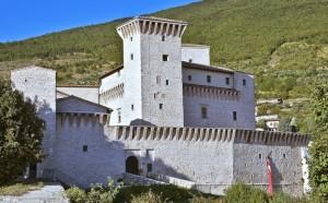 """Rocca Flea, anticamente """"Arx Major Terre Gualdi"""""""