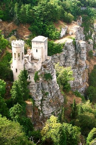 Erice - Torre Pepoli