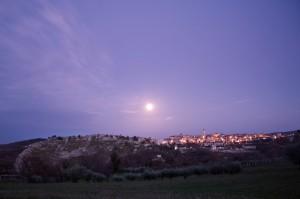 La luna di gesso