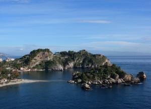 Taormina, l'Isola Bella