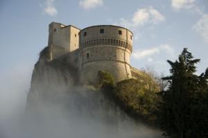 Castello e nubi