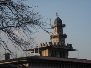 Una torre a Magnago