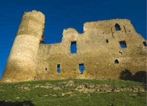 Il castello dalle finestre blu