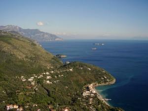 Marina di Cantone e Li Galli