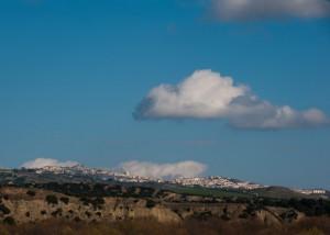 Panoramica di Grassano (MT)