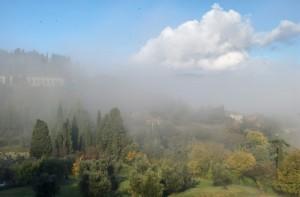 La nebbia a Fiesole