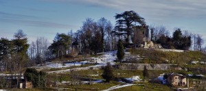 Collina del castello Mirabello