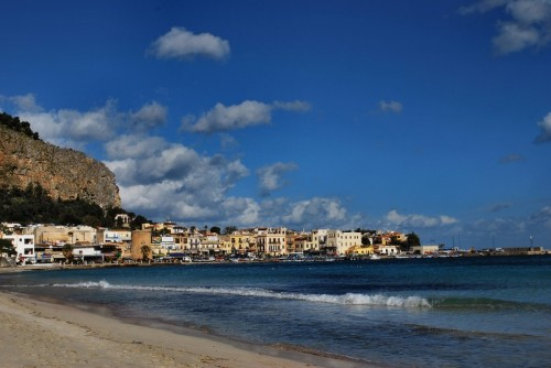 Palermo - Gennaio a Mondello