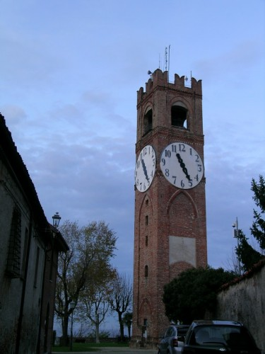 Mondovì - Torre civica