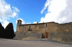 Il castello di Torre del Colle