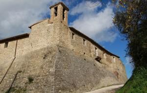 Torre del Colle, esterno del castello