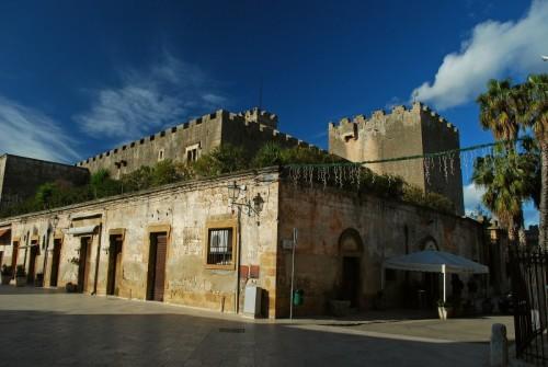 San Vito dei Normanni - intorno al castello sorge San Vito dei Normanni