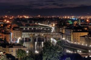Si riconosce il Ponte Vecchio!?