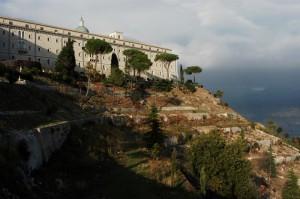 panorama dall'abbazia