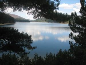 Sila - Lago ampollino