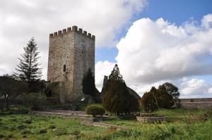 Castello di Lombardia, Cortile e Torre Pisana.