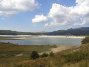 Camigliatello Silano - lago Cecita