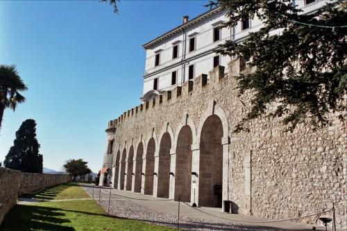 Cison di Valmarino - castello
