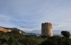 Torre del Budello -Teulada