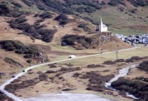 panorama di macugnaga