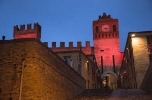 Ingresso castello Gradara
