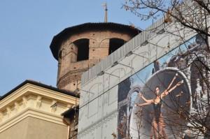 La torre accerchiata
