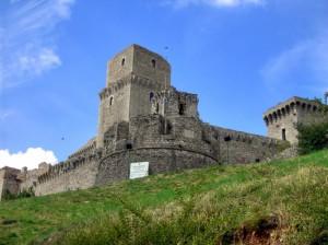 """""""Pietre""""  - (Rocca Maggiore di Assisi)"""