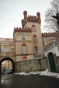 il castello di Favria