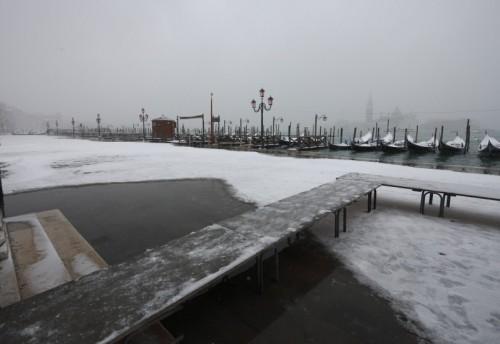 Venezia - Il molo di S. Marco