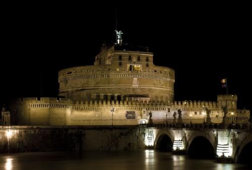 """Roma - """"Templum et castellum Adriani"""""""