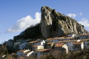 La Roccia sopra  Pizzoferrato