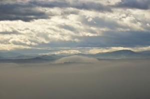 """Tra la Nebbia """" Petriolo """""""
