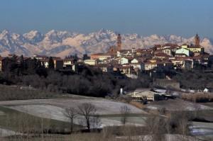 Panorami dal Monferrato: Montechiaro d'Asti