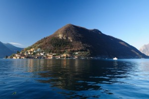 Un monte di Isola