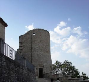 La Torre che da lassù osserva Campobasso